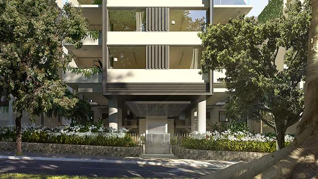 The Garden House development at Waterloo sold 55 per cent of its stock over the weekend. NSW real estate.