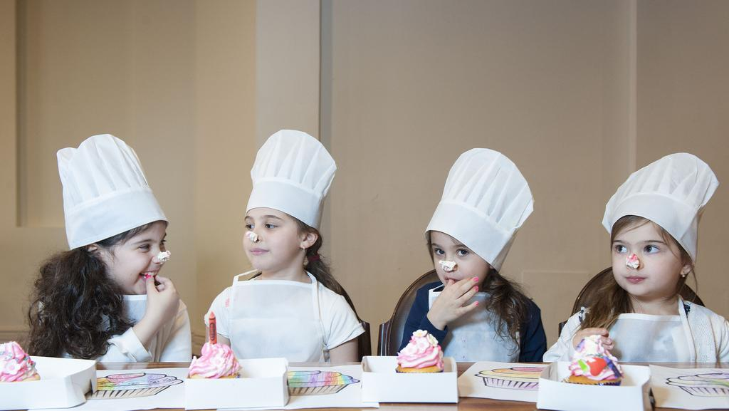 Their kitchen rules as these young MasterChefs find ...