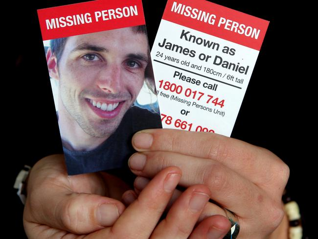 Dan's disappearance has been among the highest missing person's cases thanks to his family's persistence.