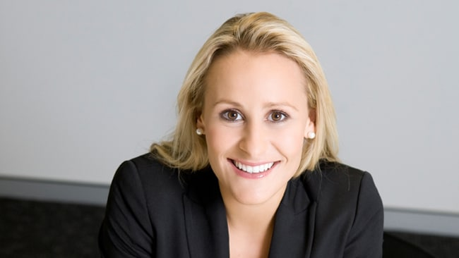 Emma Isaacs, owner of Business Chicks. Picture: Supplied