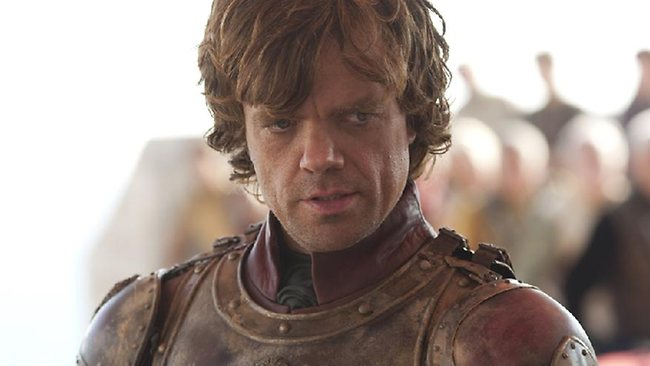 Tyrion doesn't like Joffrey either. Pic: Supplied
