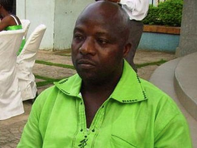 Ebola in America ... Thomas Eric Duncan, the first Ebola patient diagnosed in the US, has died at Texas Health Presbyterian Hospital in Dallas. Picture: AP Photo/Wilmot Chayee