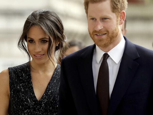 The 73-year-old will no longer walk his daughter down the aisle at her wedding to Prince Harry because he will be having surgery after a heart attack. Picture: AP Photo/Matt Dunham, file