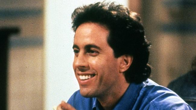 Jerry Seinfeld was born in Brooklyn, New York. Picture: Supplied