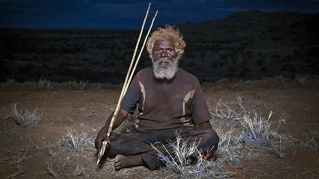 songlines suffering  desert men in pain when secrets on