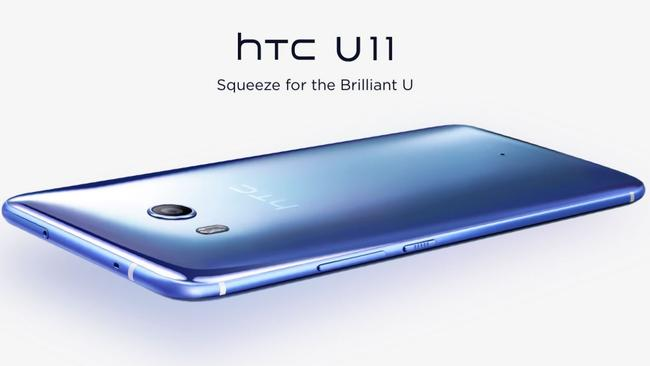 "HTC has announced specs and release date for new ""squeezable"" smartphone."