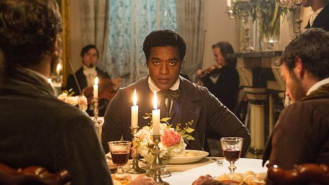 "Chiwetel Ejiofor in a scene from ""12 Years A Slave."" (AP Photo/Fox Searchlight Films, Jaap Buitendijk, file)"