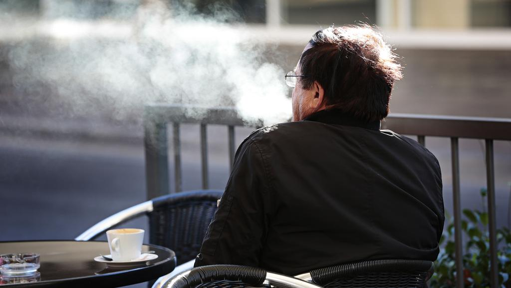 banning smoking in outdoor commercial dining areas comes into effect