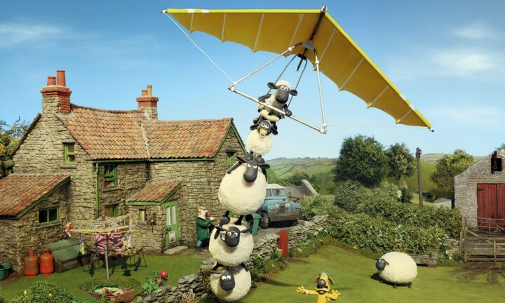 10 printables to help celebrate Shaun the Sheep's 10th anniversary