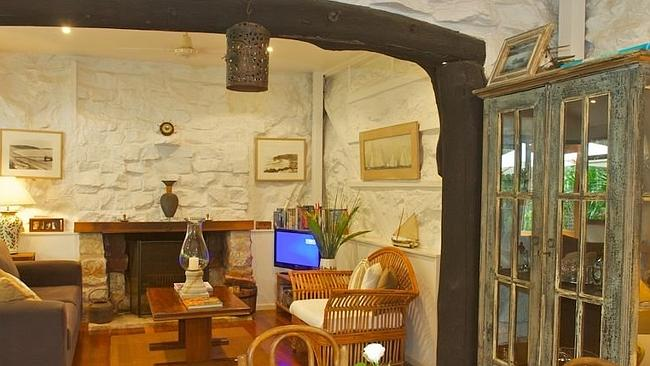 It only has one-bedroom but this cottage at Great Mackerel Beach is a hidden gem.