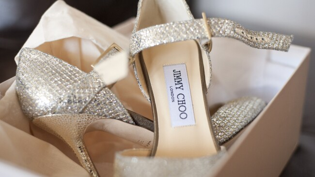 Spend on what you love, like shoes. Photo: AP