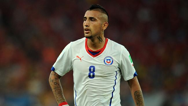 Liverpool are looking to gazump Manchester United for Arturo Vidal's signature.