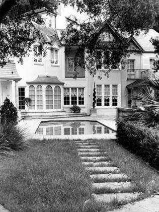The Woollahra home Dr Michael Chye.