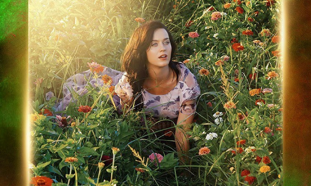 <b>By The Grace Of God - Katy Perry</b>  <p>Not to be outdone, Perry also featured a song on her album <i>Prism</i> about another celebrity, ex-husband Russell Brand. The song was released shortly after her divorce and talks about her mental health struggles following the break-down of her marriage. </p>
