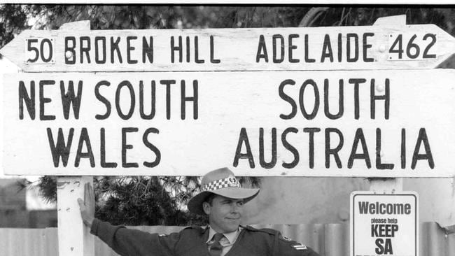 Most of eastern Australia used to be part of New South Wales. Picture: Neon Martin