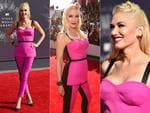 Gwen Stefani walks the red carpet at the 2014 MTV Video Music Awards. Pictures: Getty
