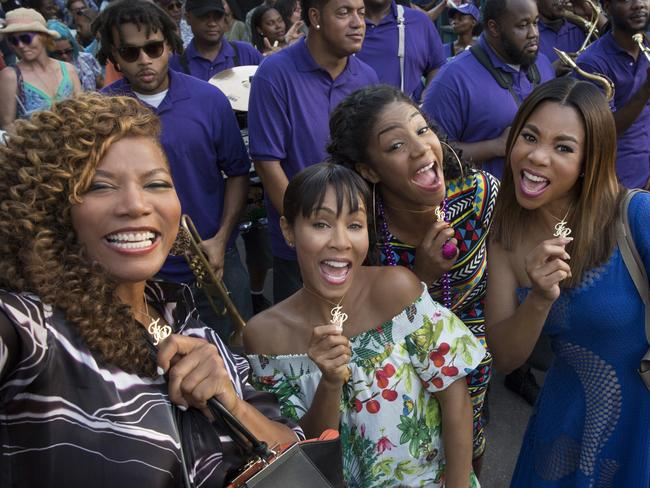 The stars of Girls Trip. Picture: Universal Pictures