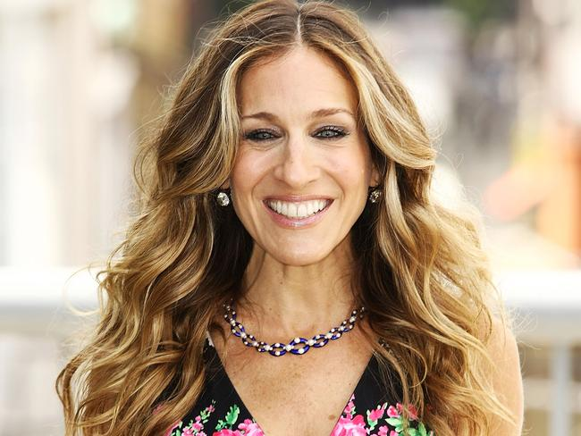 SJP, apparently not cut out for animation. Picture: Brendon Thorne/Getty Images