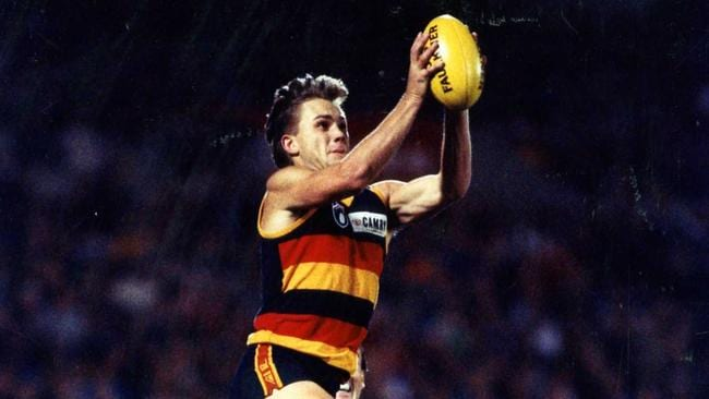 Port Adelaide's initial recruiting list included the Crows' most famous forward, Hall of Famer Tony Modra.