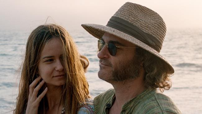 Each of Joaquin Phoenix's sideburns in Inherent Vice deserve their own postcode.