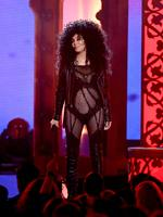 Cher performs onstage during the 2017 Billboard Music Awards at T-Mobile Arena on May 21, 2017 in Las Vegas, Nevada. Picture: Getty
