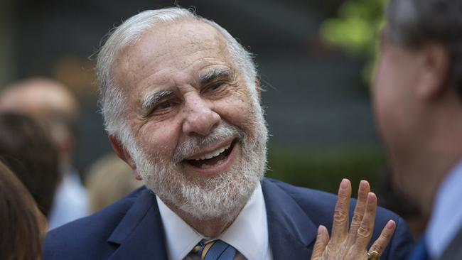 Billionaire activist investor Carl Icahn has concerns over China.