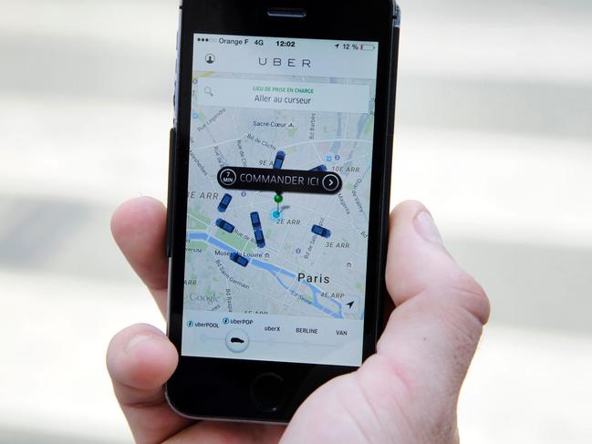 Uber changes its pricing model