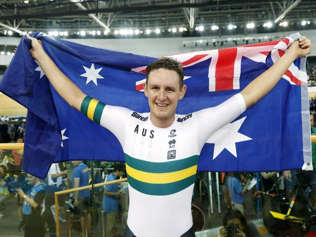 Kerby's gold capped a profitable evening for this exciting Australian team.