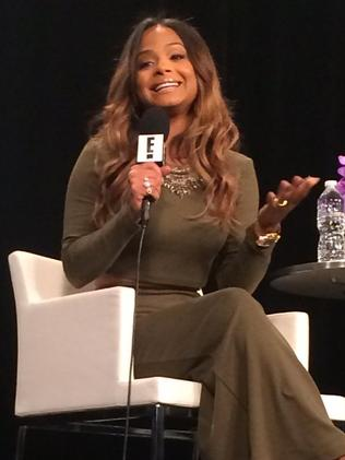 Who does christina milian date in Australia
