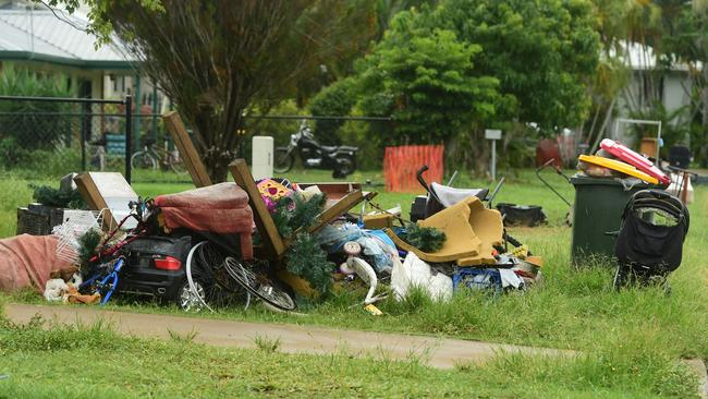 Townsville City Council Rubbish Collection