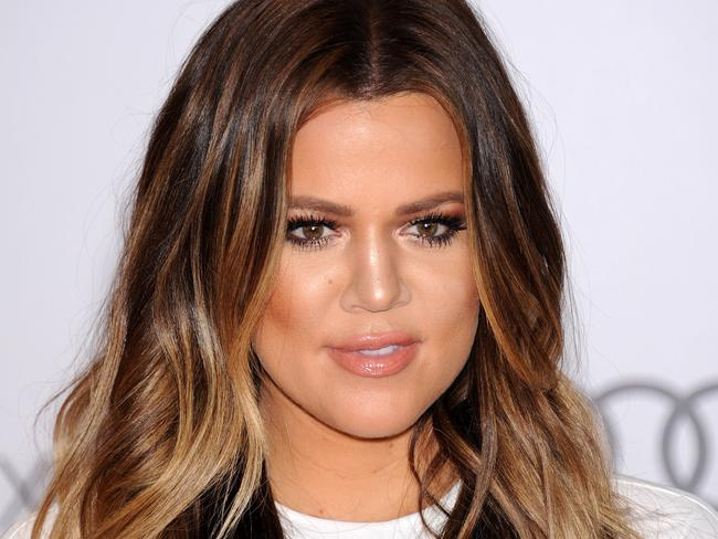 Drunk ... Khloe Kardashian is said to have had too much to drink before her sister's wedding. Picture: Shutterstock