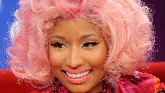 Nicki Minaj. (Photo by Brad Barket/Getty Images)