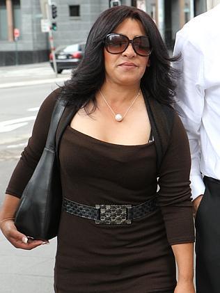 Maha Sayour, the sister of Sam Ibrahim.