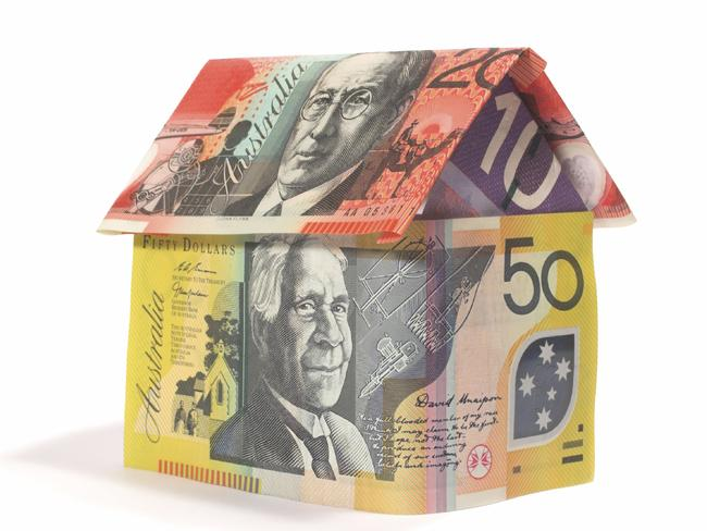 Profit grabbing ... Banks will try to raise profits by raising interest rates. Picture: Supplied