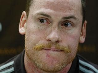 Jarryd Roughead press conference