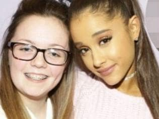 Victim of the Manchester attack