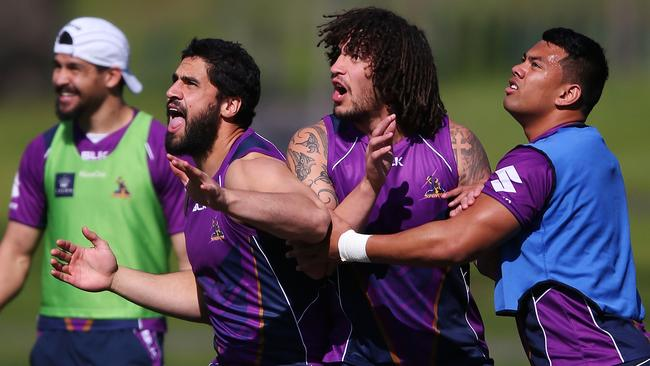 A small injury list means Storm are looking strong ahead of the finals.
