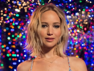 Jennifer Lawrence is sticking up for her dancing. Photo: Getty