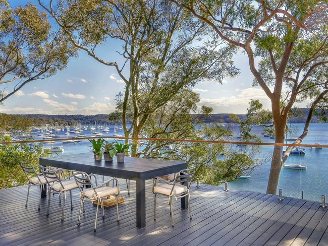 More buyers are moving to Pittwater permanently rather than buying a weekender.