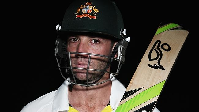Phil Hughes would put that Test gear back on in an instant if asked.
