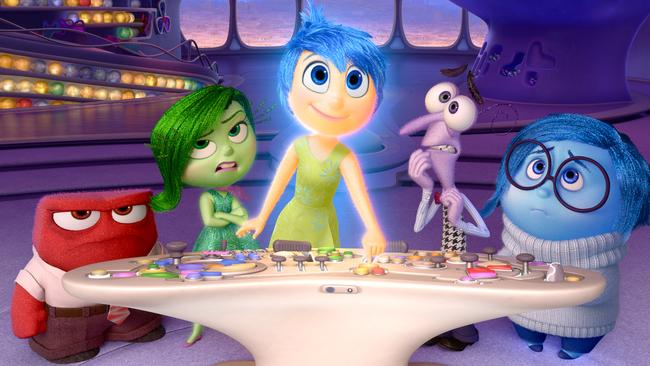 If Inside Out doesn't win, we should all just go home.