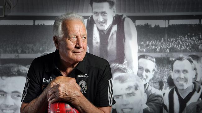 Collingwood premiership captain Murray Weideman reflects on the Magpies' 1958 triumph.