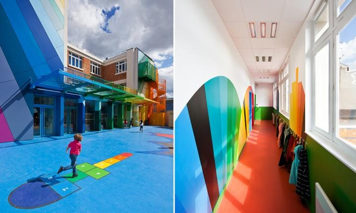 The most incredible looking childcare centres around the world