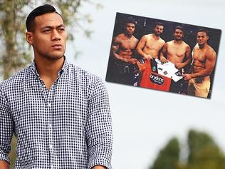 Tim Simona has been charged by NSW Police.