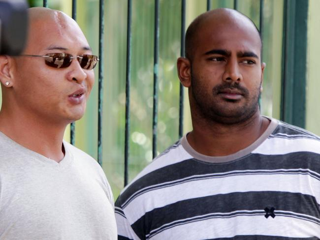 Andrew Chan and Myuran Sukumaran have been killed for a mistake.