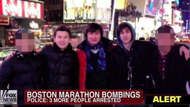 Boston bombing arrests