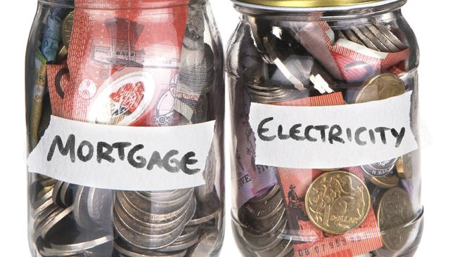 The golden rule with savings is to try to tuck away 10 per cent of your wage each week. Picture: iStock