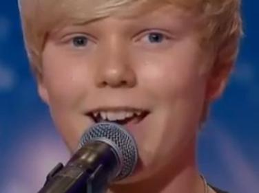 Jack Vidgen - Australia's Got Talent 2011 Audition!
