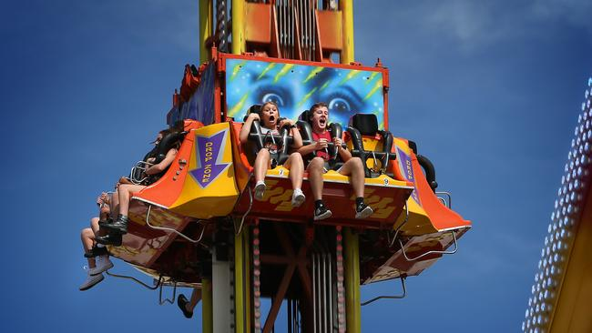 Alex Buttrose And Jack Phillips Are Agog On The Mega Drop Picture Richard Dobson