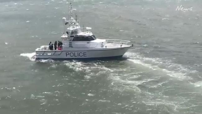 P O Cruise Brawl Police Remove Seven People Following Fight - P and o cruises ships